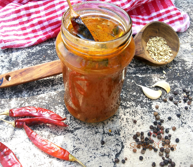 Chettinad Tomato Rasam