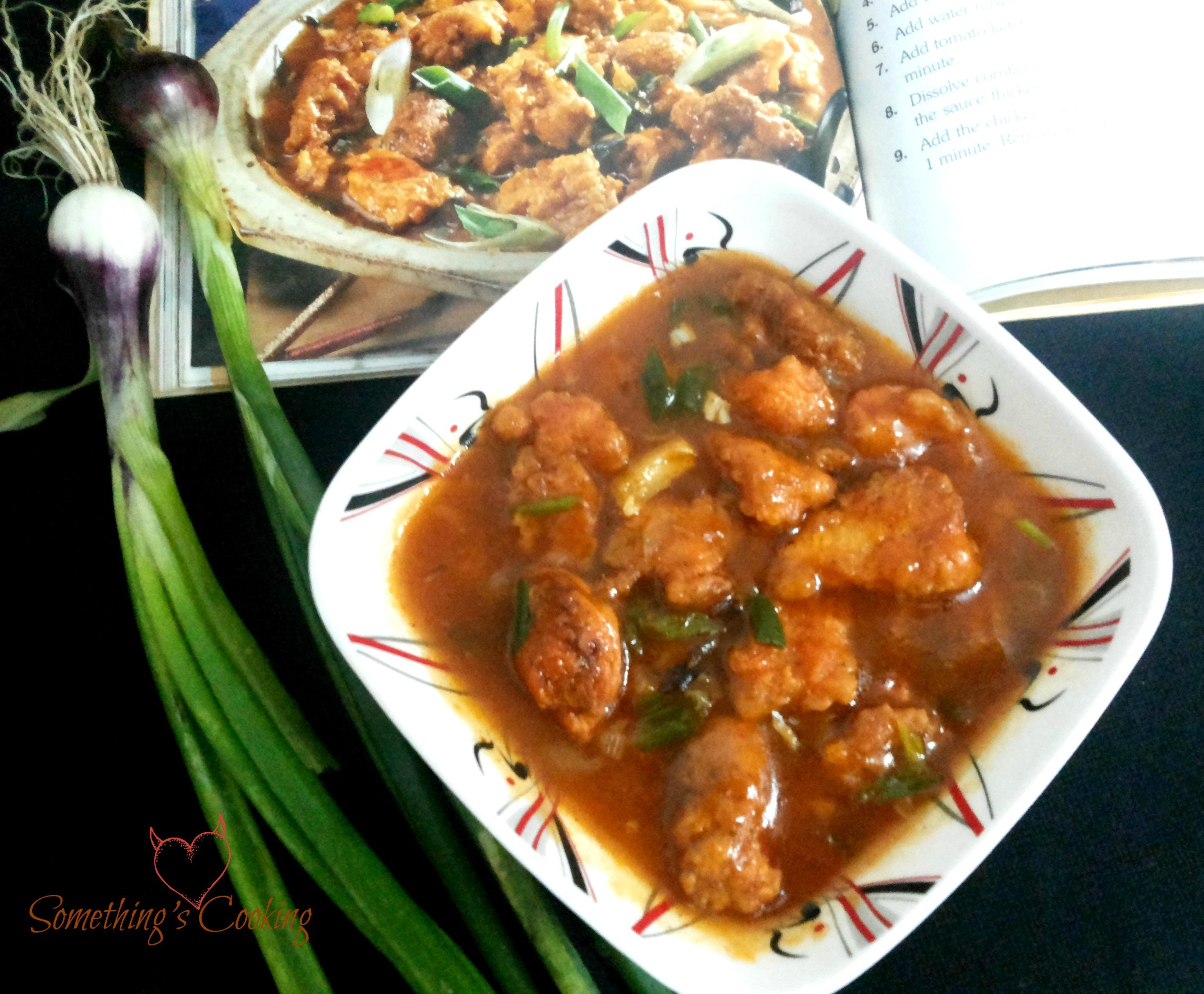 Mangolian Chicken3
