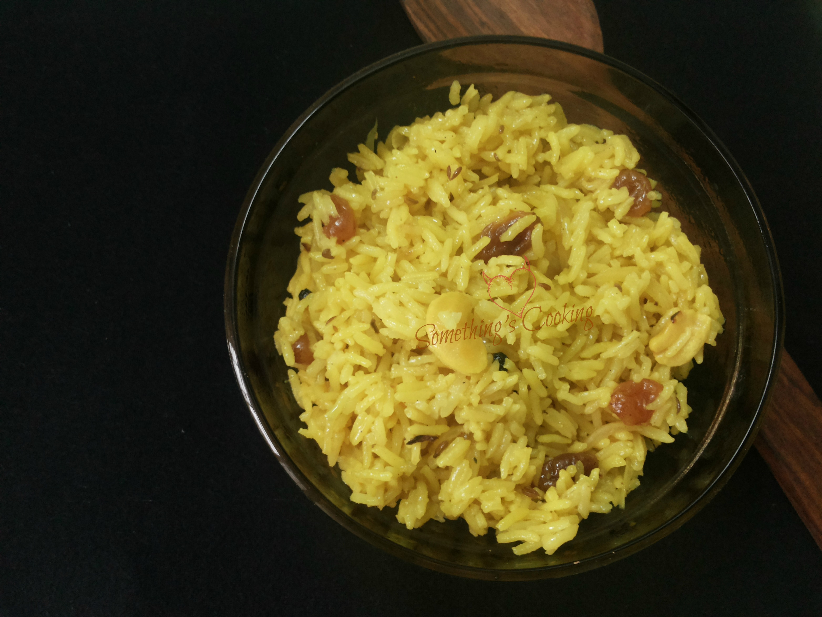 #Pulao @Something'sCooking