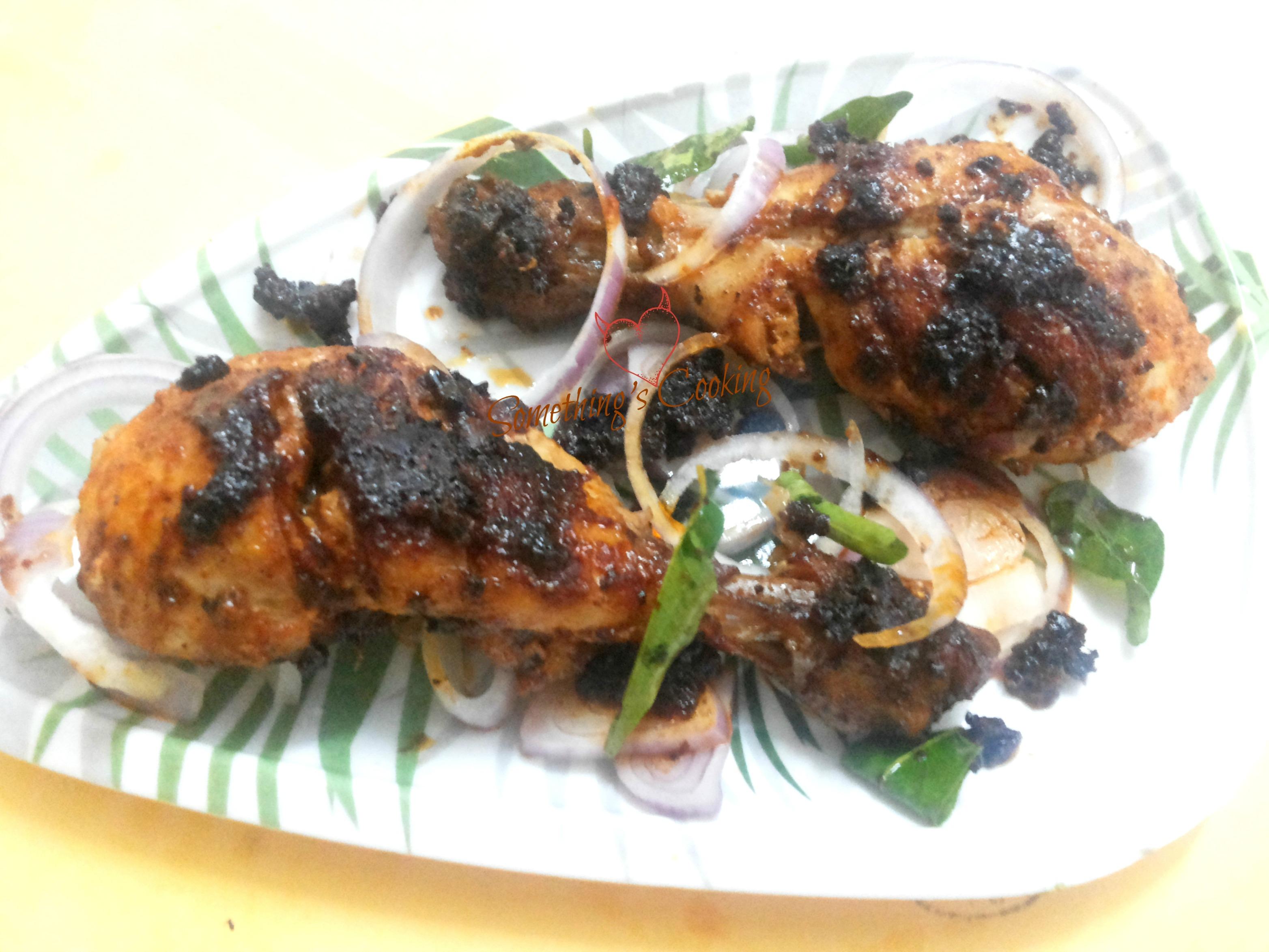 Saucy Chicken Drumsticks2