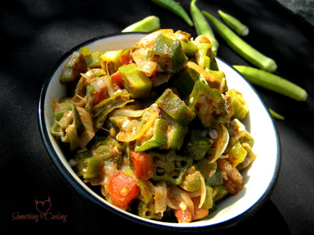 Bhindi Masala2