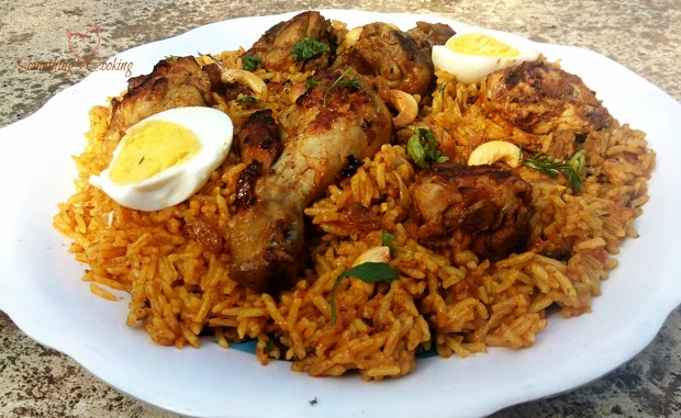 Chicken Kabsa1