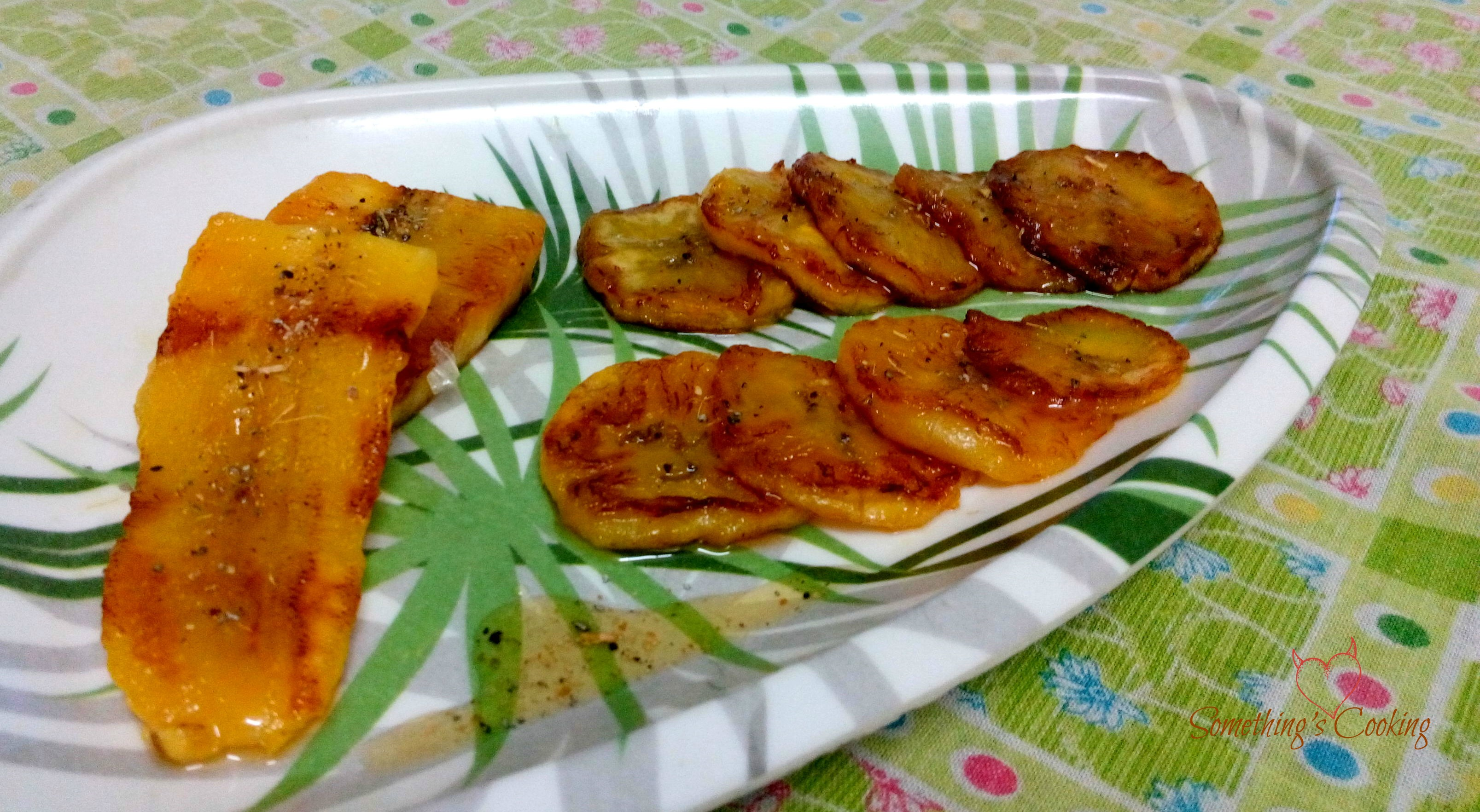 Honey Glazed Bananas2