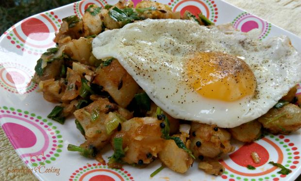 Indian Spiced Potato Hash2