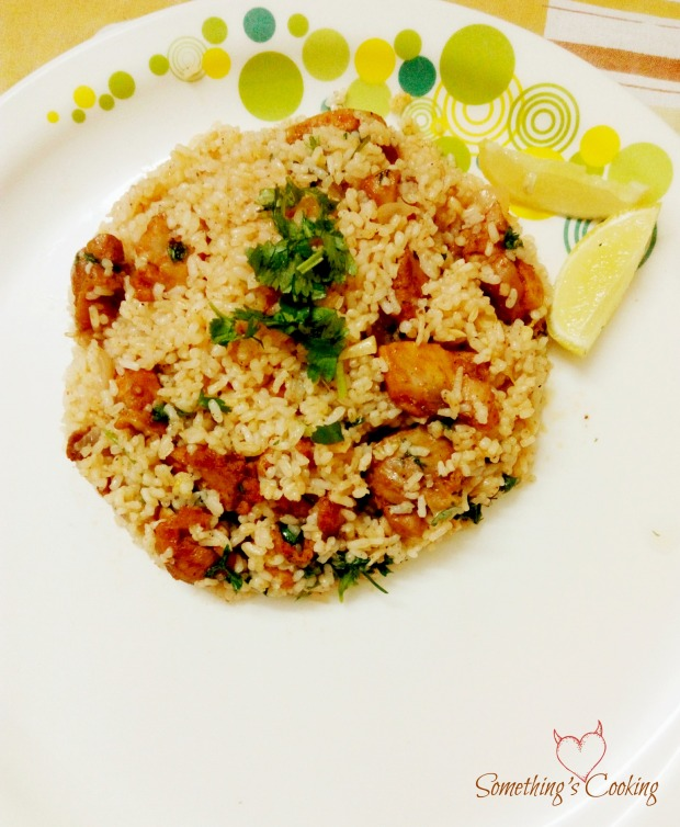 Cilantro Lime Chicken and Rice2